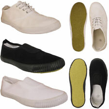 Unbranded Plimsolls Synthetic Men's Trainers
