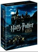 Harry Potter Complete 8-Film Collection DVD (2011, 8-Disc Box Set) New Sealed