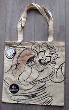 Tasmanian Devil Canvas Tote Bag From Warner Brothers New with Tags