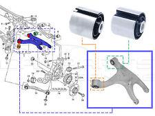 Per Audi A4 A5 07-Posteriore Inferiore Sospensione Trailing Arm FRAME BUSH arbusti BOCCOLA