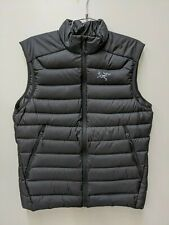 Arc'teryx Cerium LT Vest - Men's Small - Black - Reg $249