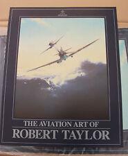 Robert Taylor - The Aviation Art Of - Poster