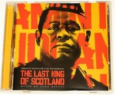 THE LAST KING OF SCOTLAND - CD - SOUNDTRACK