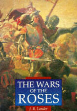 """VERY GOOD"" The Wars of the Roses (Illustrated history paperback series), Lander"