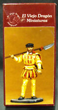 El Viejo Dragon 54mm Burgundian Archer C2F12 ***