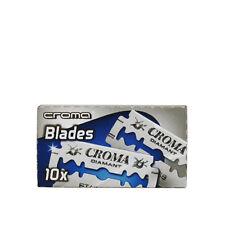 CROMA DIAMANT Double Edge Blades 10 Pack