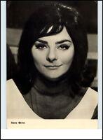 DDR Starfoto Kino Fernsehen Film Schauspielerin Actress 1964 Ilona BERES Foto-AK