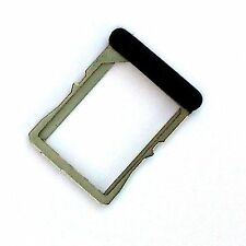 100% autentico HTC ONE X + SIM Vassoio MINI RETE GSM CARD Slide Holder Nero