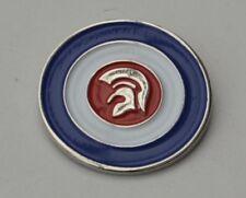 Trojan Helmet Target Ska/Mod/Soul Enamel Pin Badge