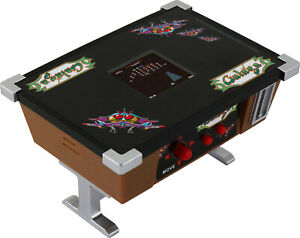 Tiny Arcade Galaga Tabletop Brand New Sealed Table Top Smallest Coolest