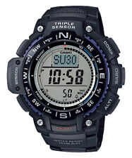 Casio SGW-1000-1 Triple Sensor Mens Watch Compass Thermometer Altimeter SGW-1000