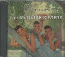 THE MCGUIRE SISTERS - CD - The Ultimate Collection - BRAND NEW
