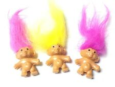 1pc Lucky Troll 4cm Pencil Top Birthday Party Favor Pinata Filler Loot Bags Gift