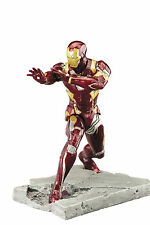 Captain America Civil War ArtFX Pre-Painted Figurine/Statue: Iron Man Mark 46