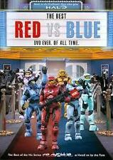 BEST RED VS BLUE DVD EVER OF TIME LIKE NEW DVD