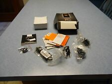 Droid Global Motorola smartphone guides, cable, Jabra connector and plugs