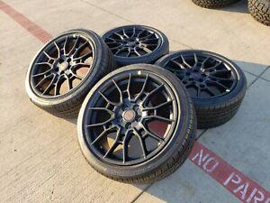 "19"" Toyota Camry TRD OEM black wheels rims Avalon Lexus GS350 ES350 2020 2021"