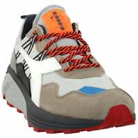 Diadora Rave Nylon Lace Up  Mens  Sneakers Shoes Casual   - Grey