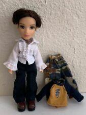 MGA Lil Bratz Boyz Boy Mini Colin Doll 41/2 inches Brown Hair Clothes Shoes