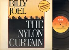 BILLY JOEL The Nylon Curtain LP N-MINT 1982 incl LYRICS-Sleeve GOODNIGHT SAIGON