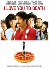 I Love You to Death DVD