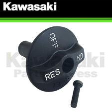 NEW 1998 - 2003 GENUINE KAWASAKI NINJA ZX6R ZX9R FUEL GAS ON OFF KNOB TAP