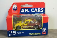 Commodore Racing Hawks - Matchbox AFL Cars in Box *37853