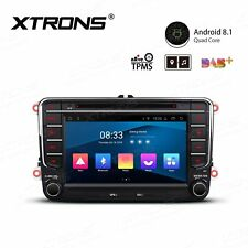 "AUTORADIO 7"" DVD Android 8.1 VW Golf Passat Touran Passat T5 Polo Navigatore GPS"