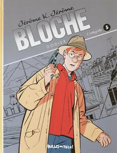 Jérôme K. Jérôme Bloche Intégrale - tome 5 -Tirage signé : 1000 ex + certificat