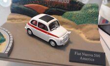 Fiat Nuova 500 America U.H. 1:43 MINTB