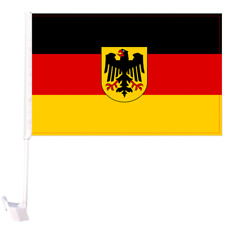 "12x18 German Germany Eagle Car Window Vehicle 12""x18"" Flag"
