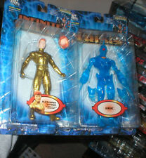 ALEXANDER LUTHOR AND OMAC DC DIRECT INFINITE CRISIS SERIES, BOTH UNOPENED
