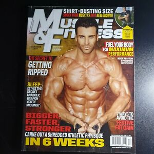 Muscle & Fitness Magazine December 2011 (293)