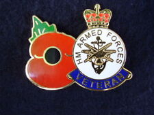 Enamel Services Collectable Military Badges