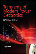 NEW Transients of Modern Power Electronics by Hua Bai