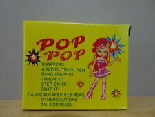 Pop Pop Snappers ~ Trick Noise Maker ~ Pop Pops