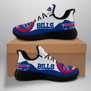 Buffalo Bills Sneaker Running Shoes For Men Women Mesh Trail Training Shoes