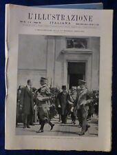ILLUSTRAZIONE ITALIANA - N 18/1926- BIENNALE VENEZIA FIERA MILANO NATALE DI ROMA