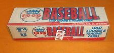 1990 Fleer Baseball Cards Complete Set Factory Sealed Box