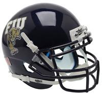 FLORIDA INTERNATIONAL FIU PANTHERS NCAA Schutt Authentic MINI Football Helmet
