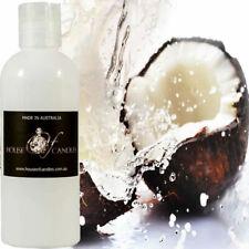 VANILLA COCONUT Bath Body Massage Oil VEGAN/CRUELTY FREE