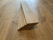 Toasted Oak Timber Offcuts 6 Pieces @ 400mm x 70mm x 10mm (European Oak)