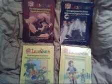4 Bücher Leselöwen- geschichten für Jungs ab 8.Jahre , siehe Fotos,OVP/NEU