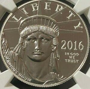2016-W PF70 Ultra Cameo $100 Platinum American Eagle