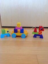 Lego Duplo Pull Toy Set 10554- Complete Set
