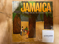 """Keith & Ken With The Jamaican Steel Band - You'll Love Jamaica (LP, 12"""" Vinyl)"""