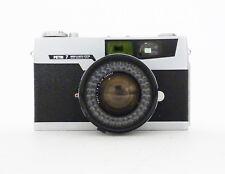 Petri 7 with 4.5cm Lens - As-Is  Broken Shutter