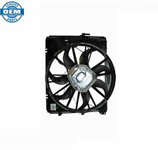 Fits BMW E85 E90 E91 125i 128i 325i 328i Engine Cooling Fan Assembly 17427562080