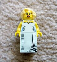 LEGO Collectible Minifigs - Rare Original - Hollywood Starlet - Series 9 71000