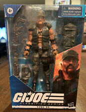 Hasbro 6 inch GI Joe Classified Gung Ho Action Figure